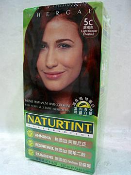 NATURTINT赫本~5C銅褐色染髮劑