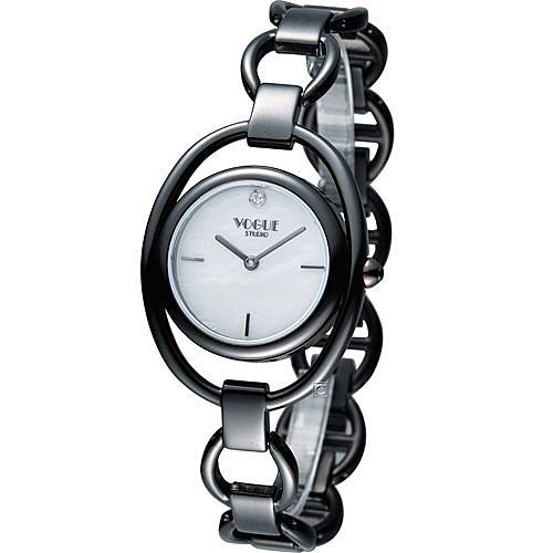 VOGUE 簡約出眾時尚腕錶 2V1407-141D-M