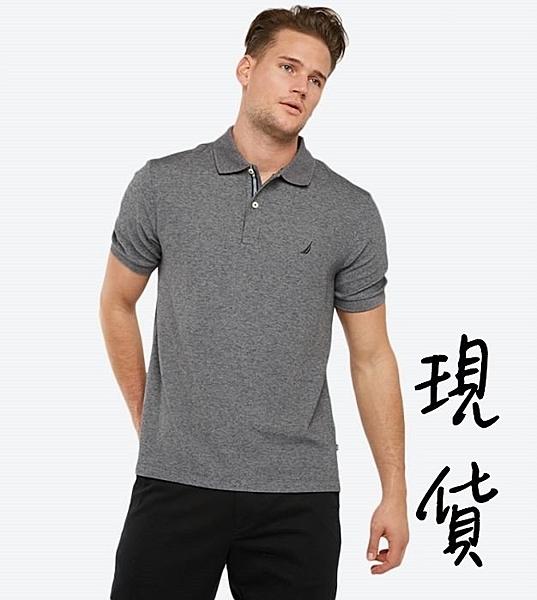 美國代購 現貨 NAUTICA 棉質 短袖POLO衫 (L) ㊣