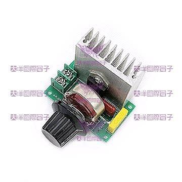 ◤大洋國際電子◢ 交流電調壓器模組AC0~220V 3800W 實驗室 模組 0721