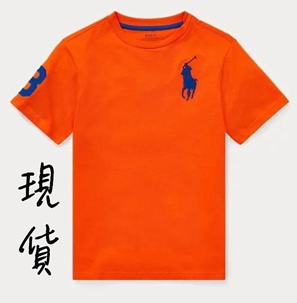 美國代購 現貨 Polo Ralph Lauren 青年款 大馬 短袖T恤 (XL) ㊣