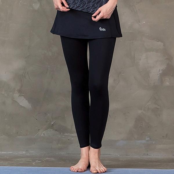 *╮寶琦華Bourdance╭*專業瑜珈韻律芭蕾★假兩件式裙褲【Y19287】有GL尺寸