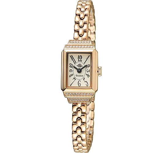 玫瑰錶 Rosemont 骨董風玫瑰系列VI時尚鍊錶 TRS36-05-AR