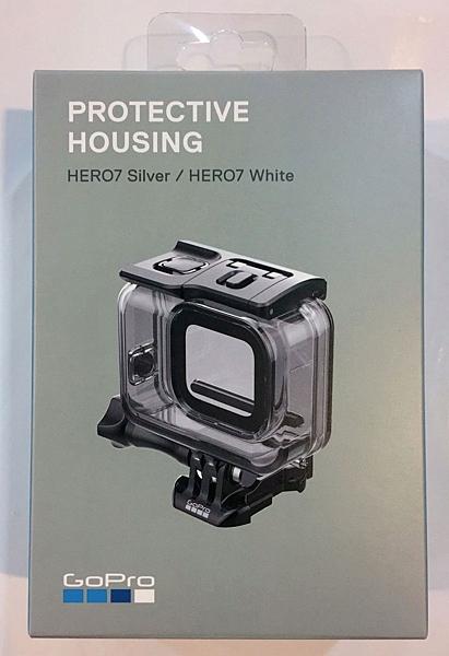 GoPro ABDIV-001 潛水保護殼 【For hero7 銀色版  白色版  】5Y