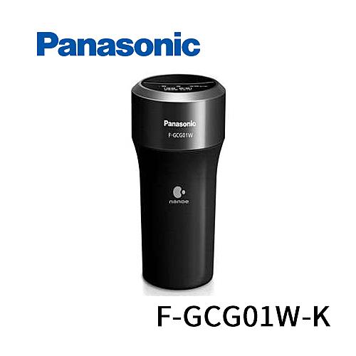 Panasonic 國際牌 車用空氣清淨奈米水離子產生器 F-GCG01W-K
