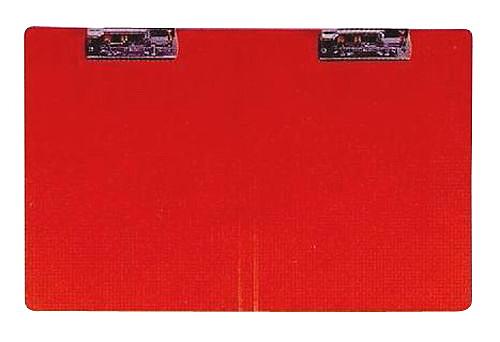 《享亮商城》NO.212 紅色 環保雙上強力夾 自強