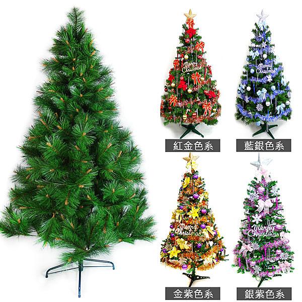 台灣製12呎/12尺(360cm)特級綠松針葉聖誕樹 (+飾品組)(不含燈)