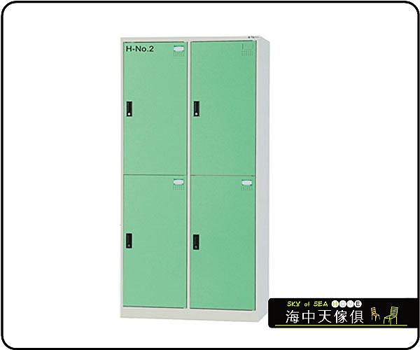 {{ 海中天休閒傢俱廣場 }} F-99 摩登時尚 HDF 多功能置物櫃系列 HDF-2504B 四人用置物櫃
