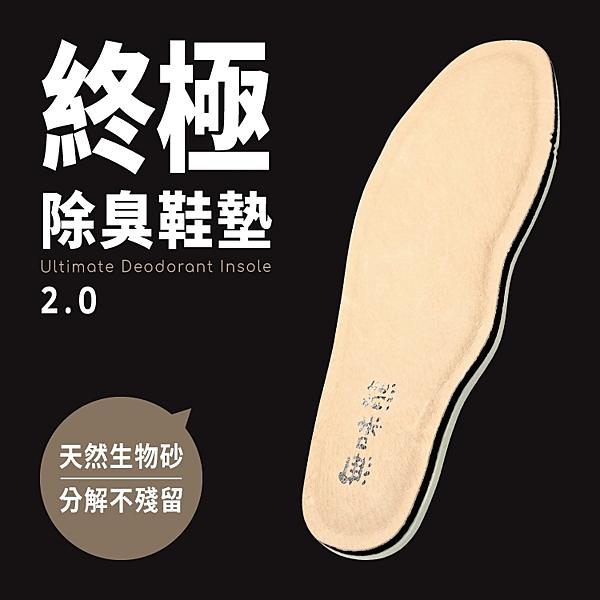 無味熊|終極除臭鞋墊2.0 ( 1雙 )