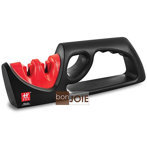 ::bonJOIE:: 德國雙人牌 標準模式 二段式 磨刀器 (全新盒裝)( 德國雙人 磨刀 德國雙人磨刀器 Standard)