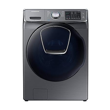 結帳現折 110/2/28前回函贈3600禮券 Samsung 三星 WD19N8750KP 19kg 洗脫烘 洗衣機 AddWash 潔徑門系列