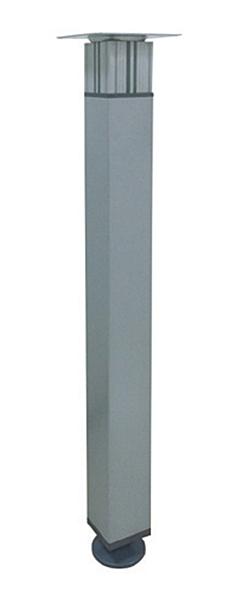 【IS空間美學】RT-方型便利腳(鋁本色)