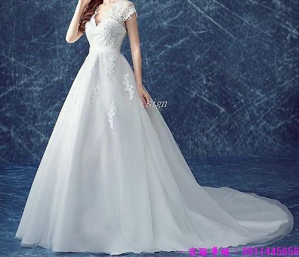 (45 Design) 訂做7天到貨短款婚紗 洋裝晚禮服 結婚 訂婚澎短裙  大小碼可定做禮服伴娘服