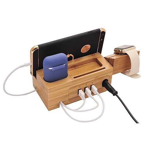 【美國代購】BoxThink充電站Apple Watch Airpods充電器支架  iPhone