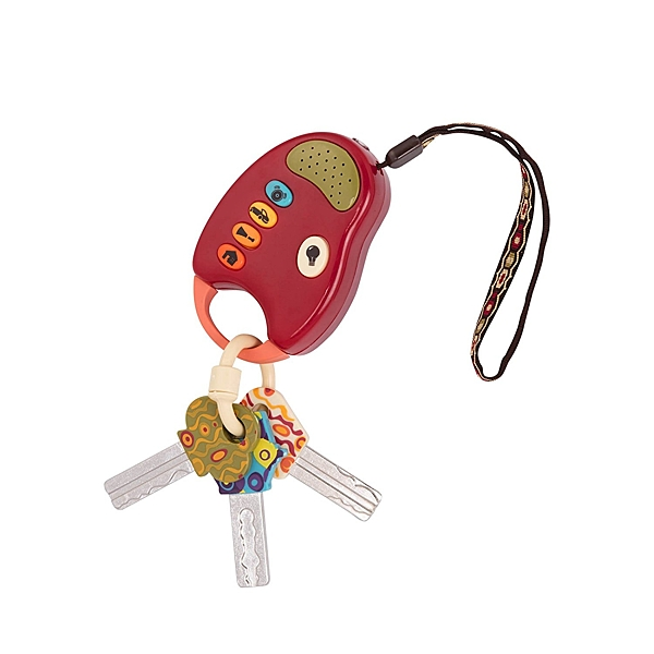 B.Toys 快樂的鎖匙