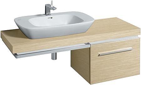 【麗室衛浴】德國 KERAMAG SILK系列 60*47CM  面盆 121660