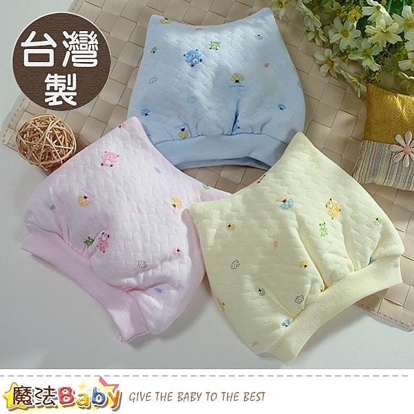 嬰兒帽 台灣製厚款保暖初生嬰兒帽 魔法Baby