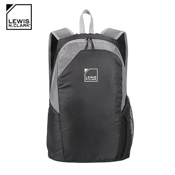 Lewis N. Clark 口袋型超輕量後背包1764 / 城市綠洲 (雙肩包、休閒旅遊包、美國品牌)