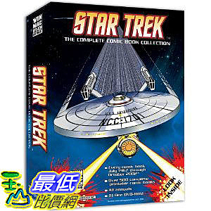 [美國直購 ShopUSA]   Star Trek: The Complete Comic Book Collection$595