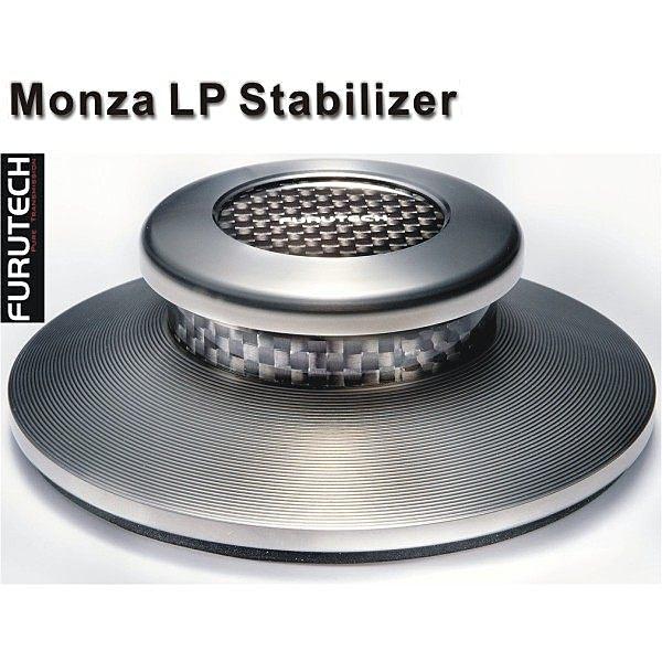 【竹北勝豐群音響】Furutech 古河 Monza LP Stabilizer 碳纖陶瓷唱片鎮
