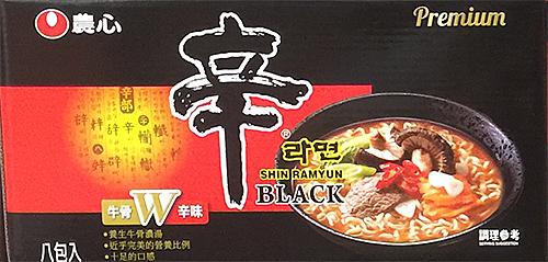 農心 SHIN 頂級辛拉麵 韓國熱銷 8入/盒