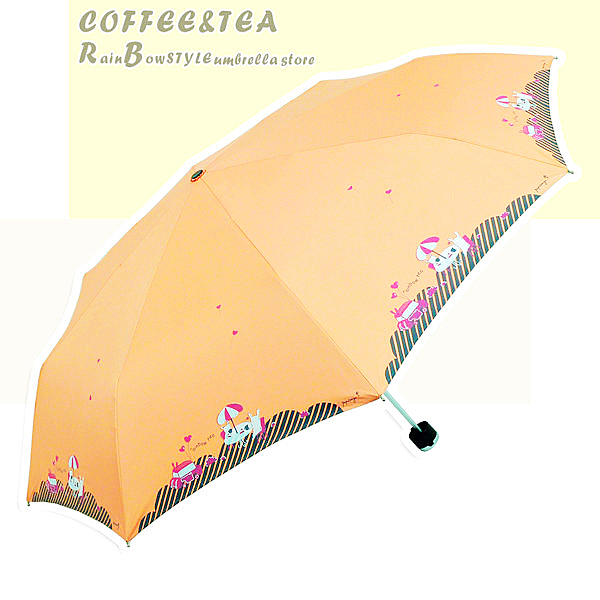 【RainSKY】戀戀午後~light - 抗UV傘 / 雨傘防風傘防曬傘陽傘洋傘手開傘折傘+1
