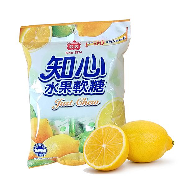 義美知心水果軟糖-檸檬 100g【合迷雅好物超級商城】