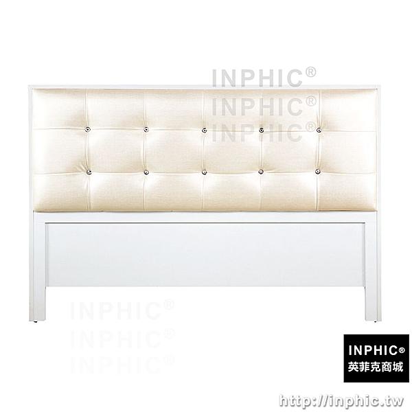 INPHIC-Una 珍珠5尺白色床片_P7zc