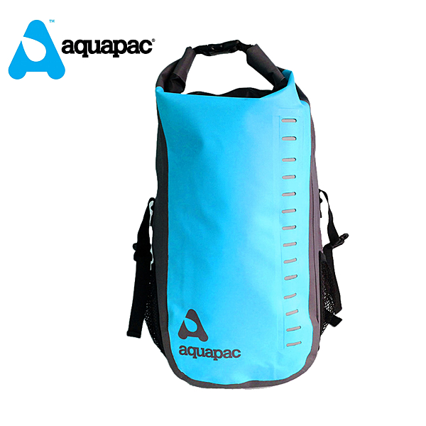 英國【aquapac】Toccoa TrailProof Daysack 28L 藍 792