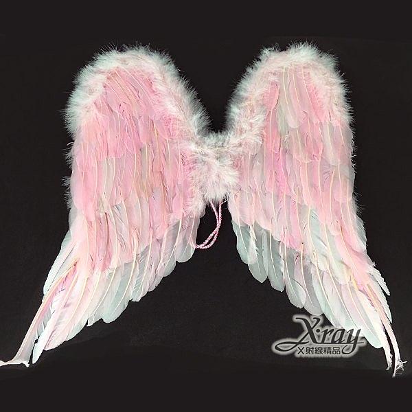 節慶王【W190005】羽毛翅膀(展翅)-粉,萬聖節服裝/化妝舞會/派對道具/兒童變裝