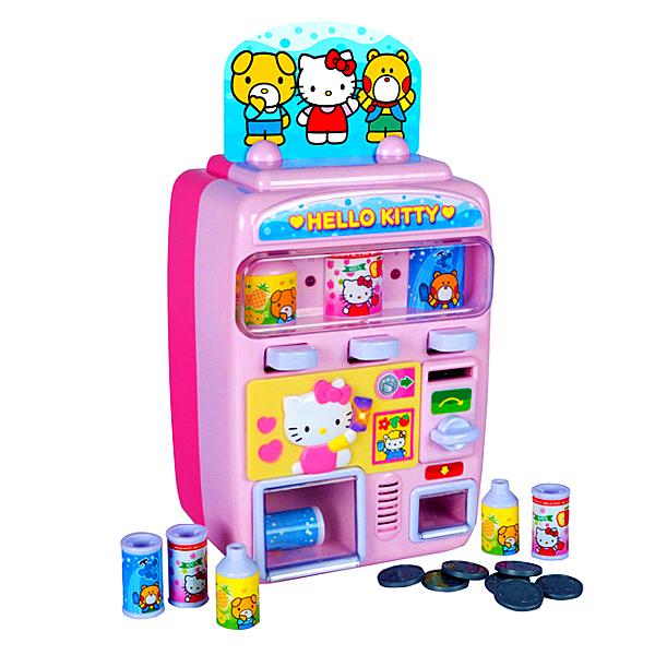 【Hello Kitty 凱蒂貓】自動販賣機 KT96008