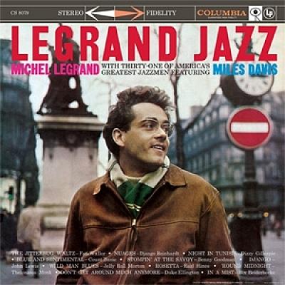 【停看聽音響唱片】【黑膠LP】米榭.李格蘭 – 李格蘭爵士 ( 180 克 LP )