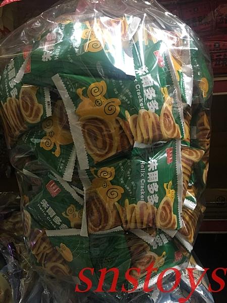 sns 古早味 懷舊零食 安堡 餅乾 朱爾多多 耳朵餅 耳仔餅 1800公克 約±55包 好吃的小零嘴