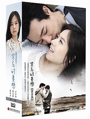 【停看聽音響唱片】【DVD】禁忌的愛戀下集(67-133集)