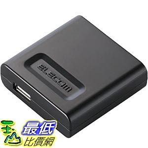 [東京直購] ELECOM 充電器 AVS-ACUBK USB接頭 相容:SONY Walkman系列