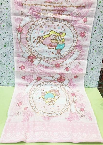 【震撼精品百貨】Little Twin Stars KiKi&LaLa 雙子星小天使~毛巾#91654