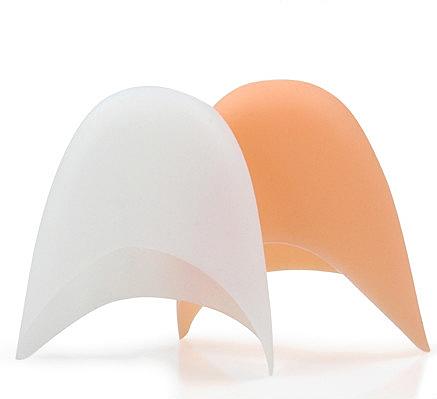 Qmishop 矽膠足尖保護套 不帶孔【QS153】