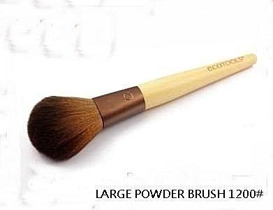 【愛來客 】美國直送~新款古銅色Ecotools Large powder Brush 1200# 腮紅刷蜜粉刷化妝刷