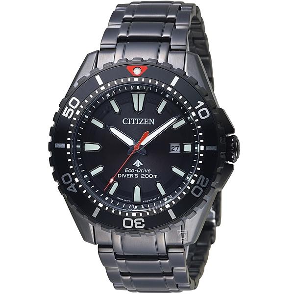 CITIZEN星辰PROMASTER系列探索潮流光動能腕錶   BN0195-54E
