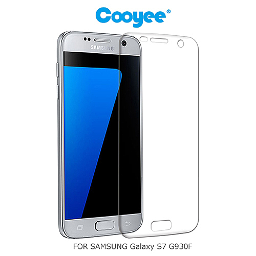 摩比小兔~ COOYEE SAMSUNG Galaxy S7 G930F 6H 熱彎滿版弧面保護貼