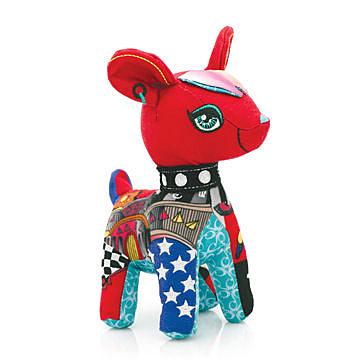 義大利 Papinee Deer Amuse Decoration  紐約 小鹿奧多 布偶