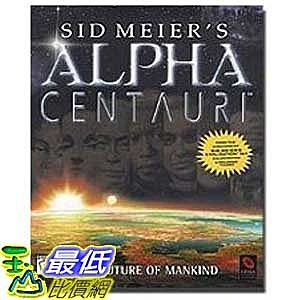 [美國直購 ShopUSA] Sid Meier's Alpha Centauri & Alien Crossfire Expansion (Bundle)  $1158