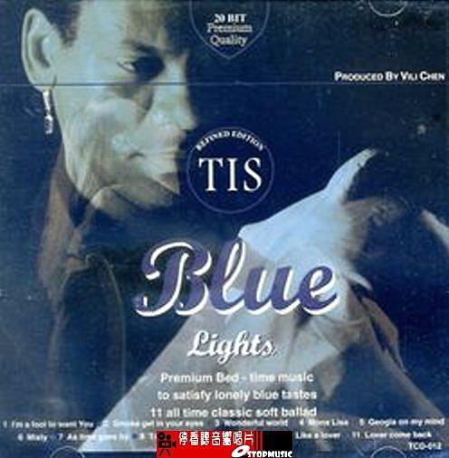 停看聽音響唱片】【CD】藍聲 Blue Lights