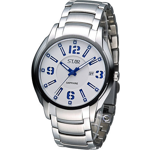 STAR 時代 舞力全開潮流腕錶 1T1407-251S-B