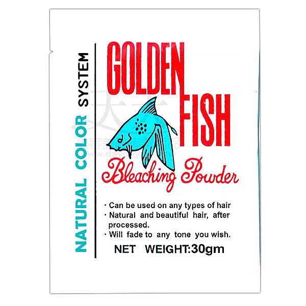 精美 GOLDEN FISH彩色漂粉 306 紅色 [10547]