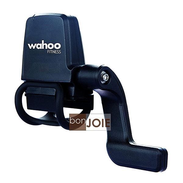 ::bonJOIE:: 美國進口 Wahoo Blue SC Speed & Cadence Sensor 速度/迴轉速感應器 踏頻器