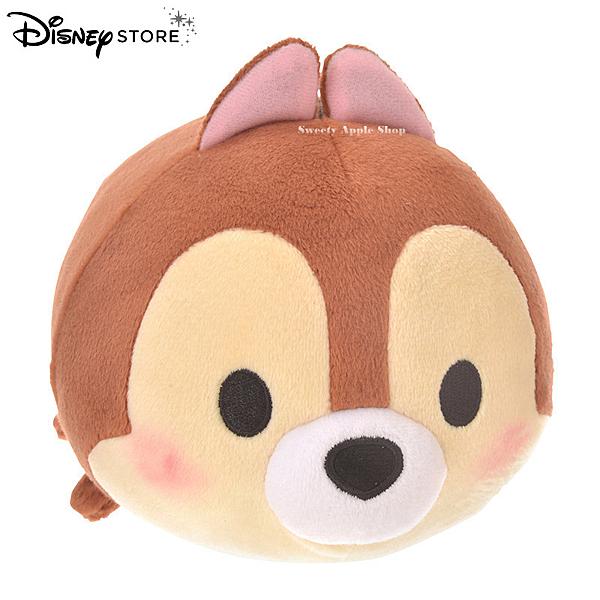 日本 Disney Store 迪士尼商店 限定  TSUM TSUM 茲姆茲姆樂園 奇奇 玩偶娃娃(S)