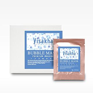 【Visakha】函氧瞬白泡泡面膜 10g/包 x 15