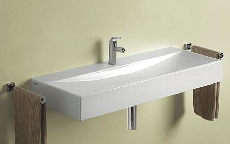 【麗室衛浴】德國KERAMAG  XENO系列 檯上盆   90*42CM 126290