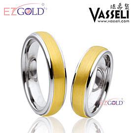 VASSELI ◤加州陽光◢ 鎢鋼戒指(女)